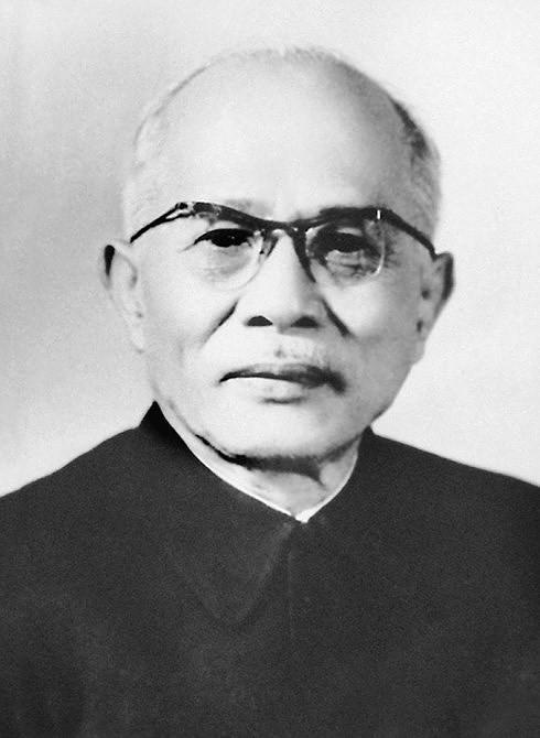 トン・ドク・タン国家主席、革命的精神のお手本 - ảnh 1