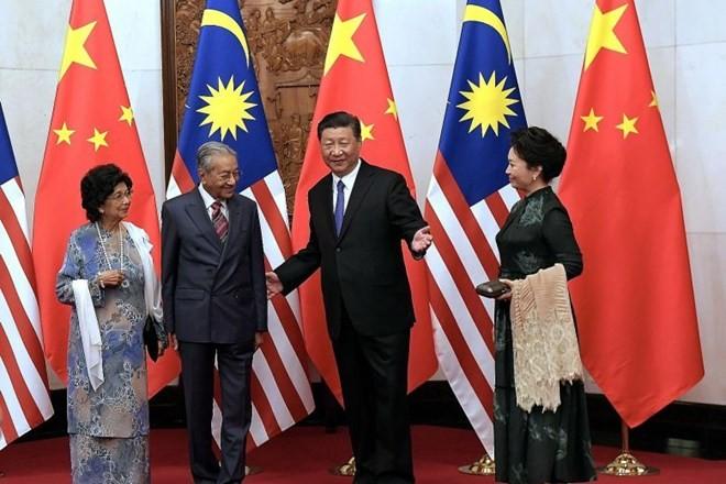 マレーシア、中国出資の鉄道プロジェクトなど当面中止=現地紙 - ảnh 1