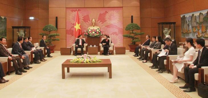 ベトナム 韓国を含む外国企業に便宜を図る - ảnh 1