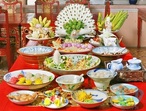 古都フエの食文化 - ảnh 2