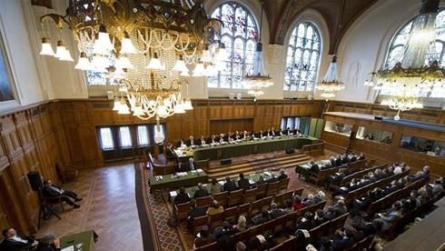 イラン、米制裁の停止要求 国際司法裁で審理始まる - ảnh 1