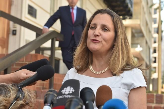 カナダがNAFTA再交渉に参加、米財務長官「週内の合意可能」 - ảnh 1