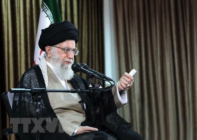 イラン、必要なら核合意破棄も ハメネイ師が警告 - ảnh 1
