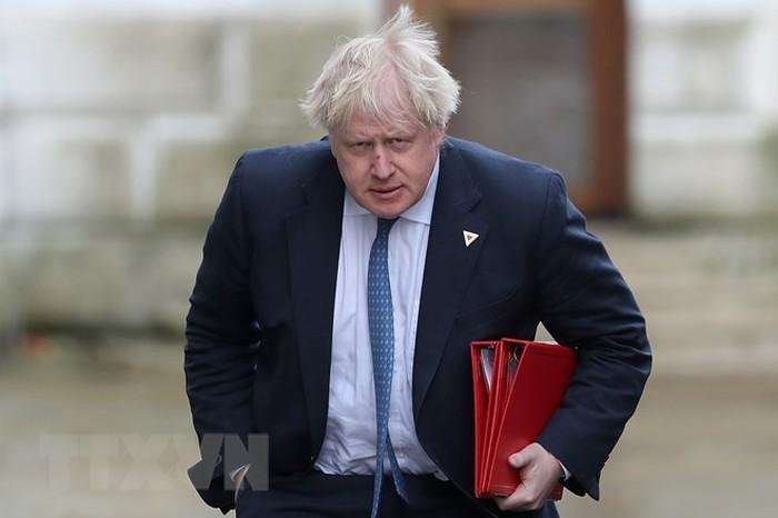 英EU離脱計画に反発強まる、ジョンソン前外相「大惨事に」 - ảnh 1