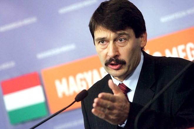 チョン書記長、ハンガリーの大統領と懇談 - ảnh 1