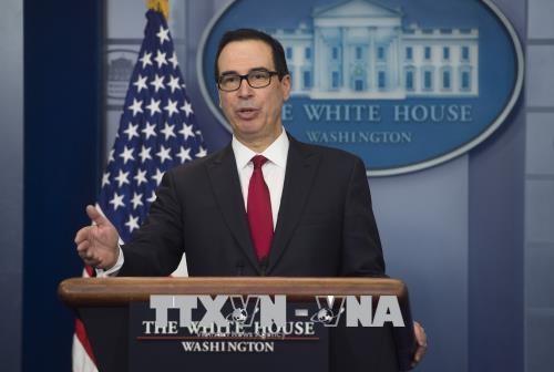 米、中国に貿易協議再開を打診=巨額制裁前に譲歩促す-報道 - ảnh 1