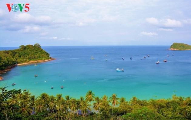 ナムズー群島の美しさ - ảnh 9