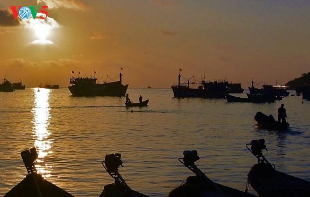 ナムズー群島の美しさ - ảnh 12