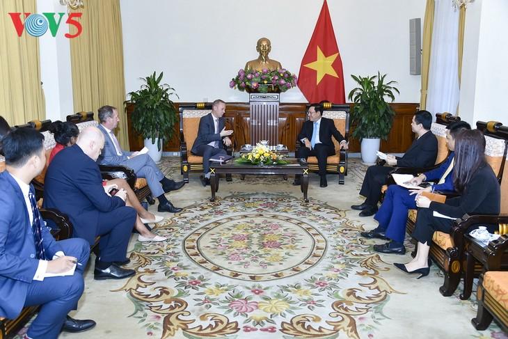 ベトナムは英国との関係強化を重視する - ảnh 1
