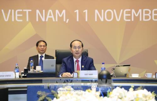 クアン国家主席の外交分野への貢献 - ảnh 1