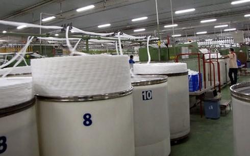 紡績縫製部門の輸出額、急増 - ảnh 1