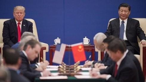 貿易摩擦めぐる閣僚級協議 米制裁で再開困難 中国高官 - ảnh 1