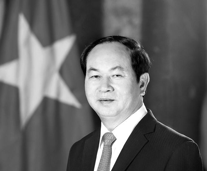 クアン国家主席の死去に関する特別通告 - ảnh 1