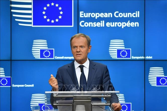 EU交渉担当者、英国との離脱合意が「非常に近い」と認識=関係筋 - ảnh 1