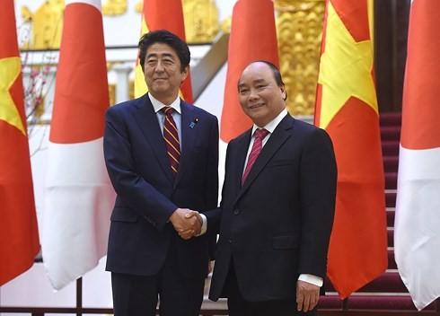 フック首相、日本に期待をかける - ảnh 1