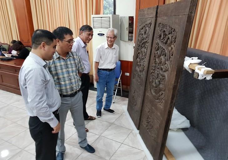 ベトナムと日本、博物館の現物保管に協力 - ảnh 1