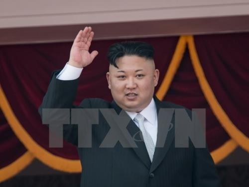 金正恩氏 国際社会の対朝鮮民主主義人民共和国制裁を強く非難 - ảnh 1