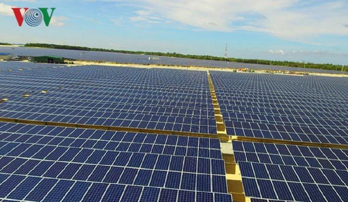 テイグエン地方、太陽光発電の潜在力を活用 - ảnh 1