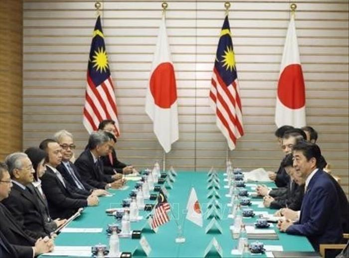 日本・マレーシア首脳会談 財政健全化に向け金融支援確認 - ảnh 1