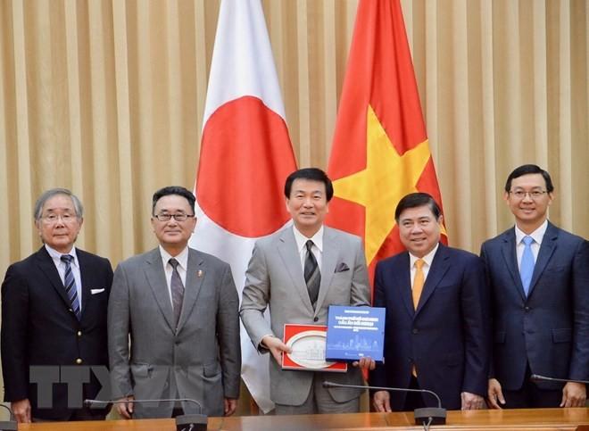 HCM市、千葉県との協力を強化 - ảnh 1