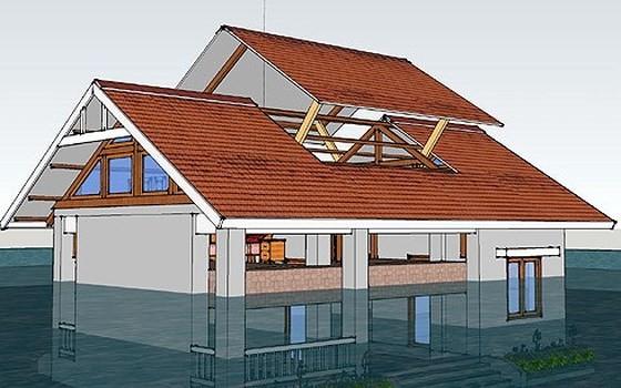 洪水に対応する住宅建設プログラム、効果を上げる - ảnh 1