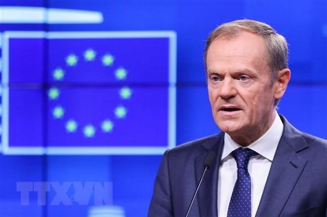 EUが離脱協定案など正式承認 英議会の承認は不透明 - ảnh 1