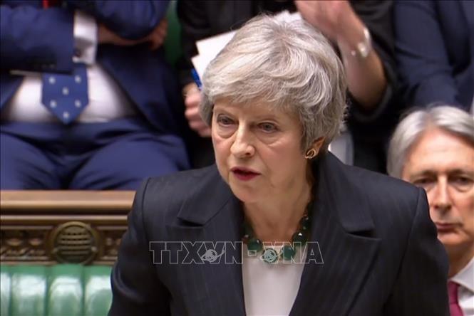 メイ英政権、EU離脱案巡る法的助言の概要公表 議員の反発強まる - ảnh 1