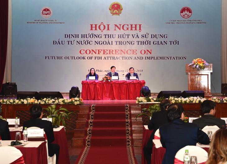 ベトナム 外国投資の効果を高める方針 - ảnh 1