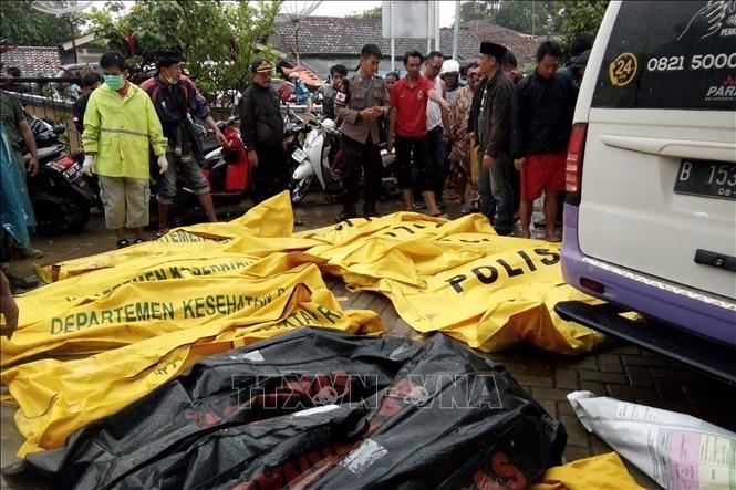 インドネシア津波 避難は1万人以上 支援物資届かぬ地区も - ảnh 1
