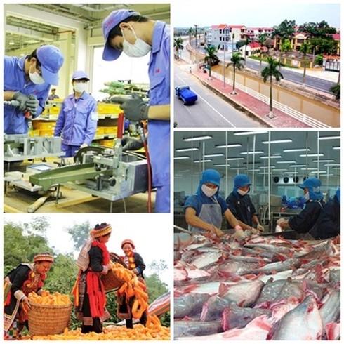 政府 2019年の経済社会発展計画の決議を公表 - ảnh 1