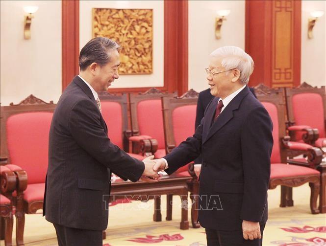 中国大使:『中国は、ベトナムとの友好関係発展を重視する』 - ảnh 1