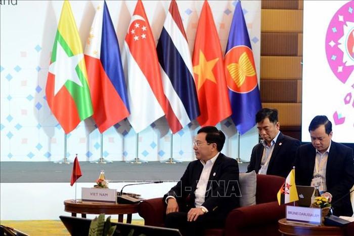 ASEAN、ベトナム東部海域の問題を優先課題としてみなす - ảnh 1