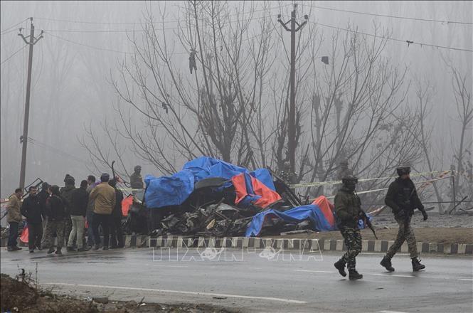 印パ、カシミール地方の自爆攻撃で関係悪化 国連は仲介の用意 - ảnh 1