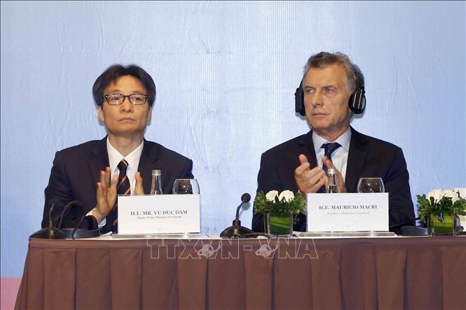ベトナムとアルゼンチン企業、協力のチャンスを促進 - ảnh 1