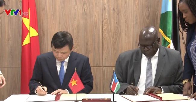 ベトナムと南スーダン、外交関係を樹立 - ảnh 1