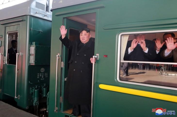 朝鮮中央通信、第2回米朝首脳会談を報じる - ảnh 1