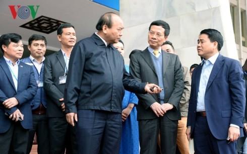 フック首相、米朝首脳会談の準備作業を視察 - ảnh 1