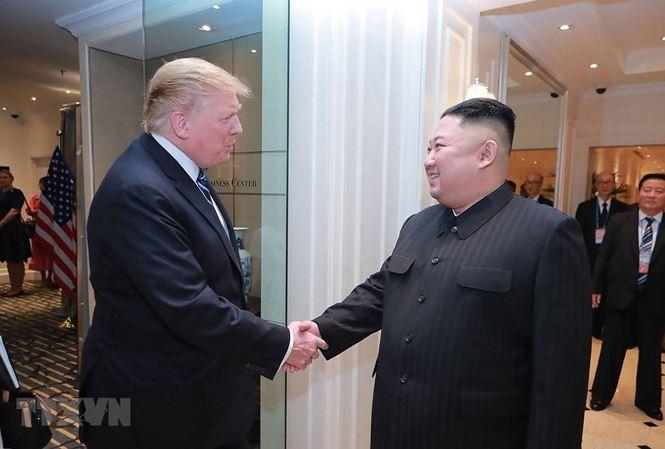 米トランプ大統領「北朝鮮はミサイル実験しない」 - ảnh 1