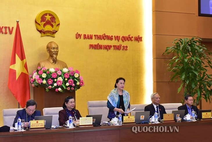 第32回国会常務委員会会議、開幕 - ảnh 1