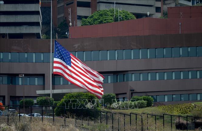 ベネズエラ、駐在する米国外交官に出国命令 停電は6日目 - ảnh 1