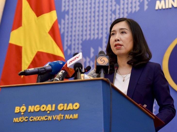 ベトナム外務省 アメリカの人権報告書を批判 - ảnh 1