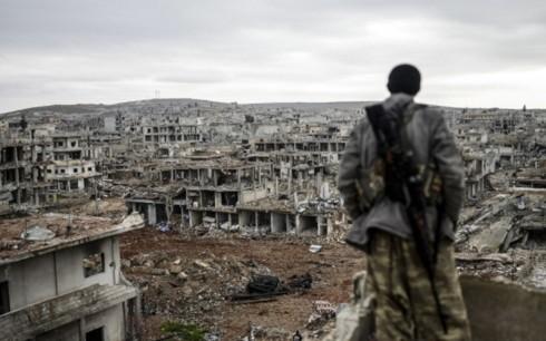 シリア 復興に努力 - ảnh 1