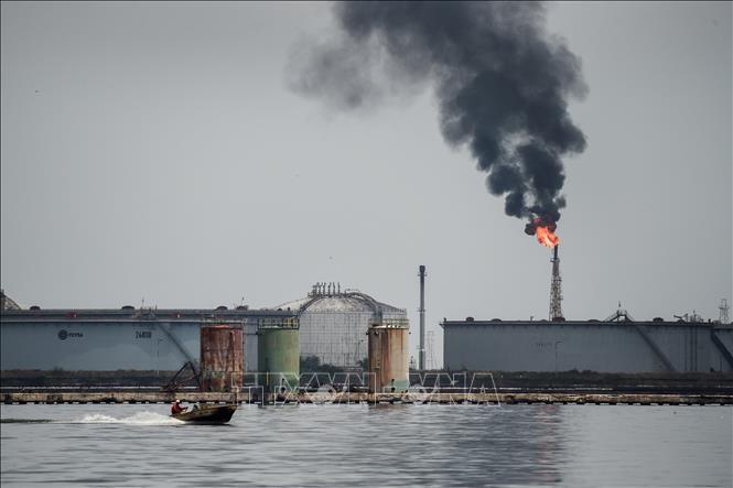 米国、ベネズエラに新たな制裁-国営金属会社ミネルベンが対象 - ảnh 1
