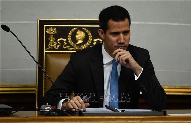 ベネズエラ野党幹部、治安部隊が拘束 米は解放要求  - ảnh 1