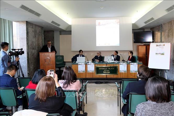イタリア企業、EVFTAを評価 - ảnh 1