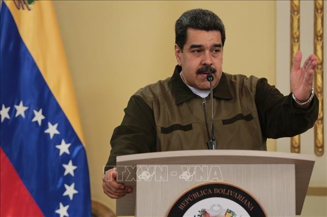 ベネズエラが米国の金融制裁を非難 - ảnh 1