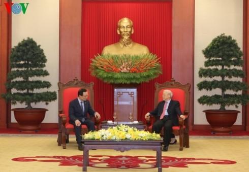 ベトナム・韓国 戦略的パートナーシップを深化 - ảnh 1