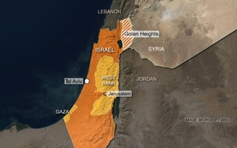 米、イスラエル占領地の主権承認 - ảnh 1