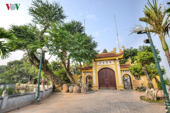 鎮国寺 世界で最も美しい寺院トップテン入り - ảnh 1