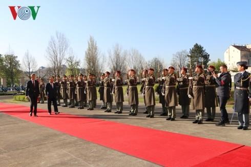 ベトナムとチェコの両首相、会談を行う - ảnh 1